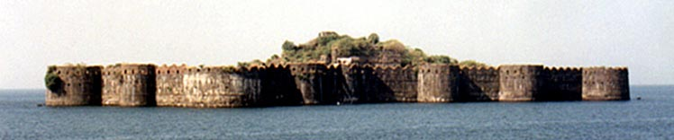 Janjira Fort at Murud